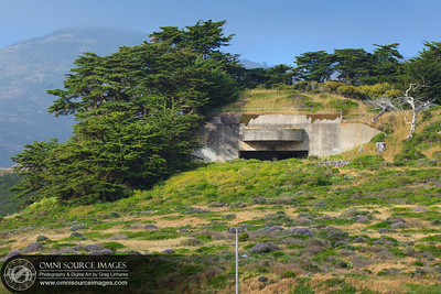 Marin Headlands Bunker