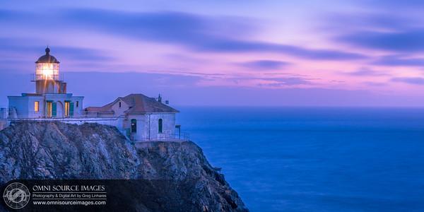 Point Bonita Lighthouse - Marin Headlands, CA