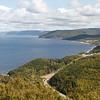 Cabot trail highway Nova Scotia