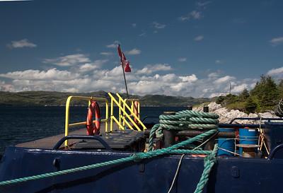 Petit Forte Ferry, Newfoundland