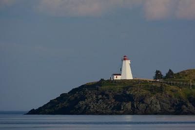 Lighthouse, Grand Manan, New Brunswick