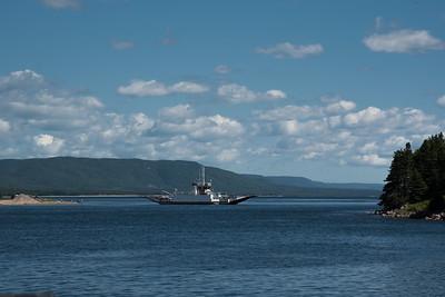 Englishtown Ferry, Cape Breton