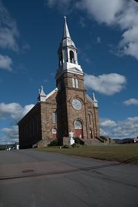 Cheticamp Church, Cape Breton