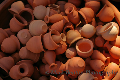 Clay Pottery Pattern