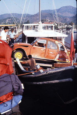 Marmaris, Turkey 1982