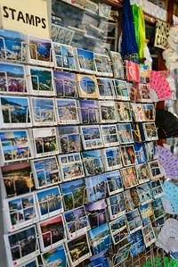 Postcards..