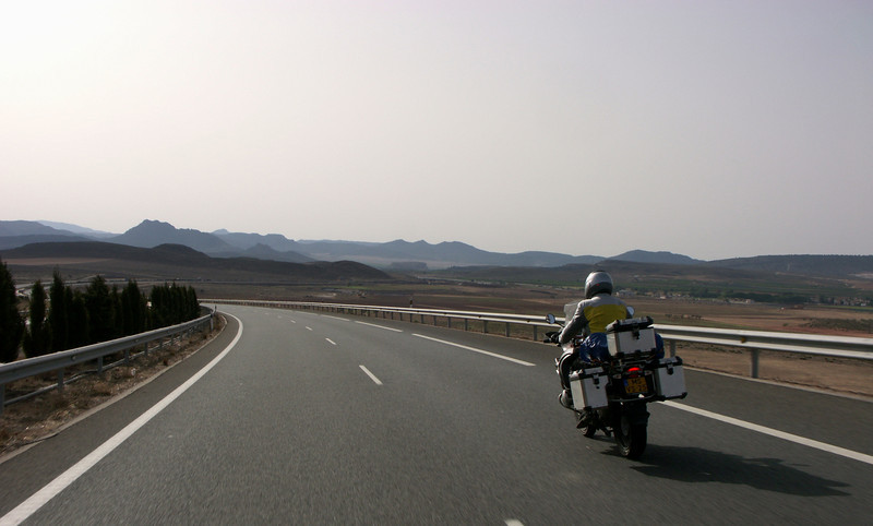 Dag-2 Requena-Almeria