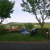 Heenreis Spanje, St Flour camping