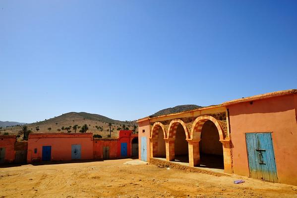 Maroc - Mirleft et alentours