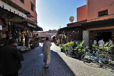 Souks and the medina
