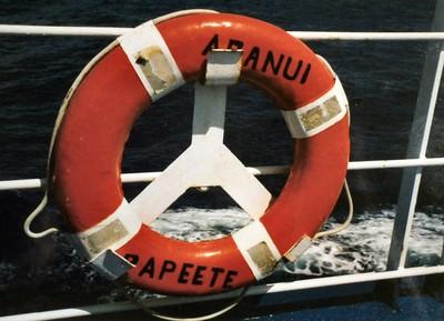 Marquesas and Tahiti, 1992