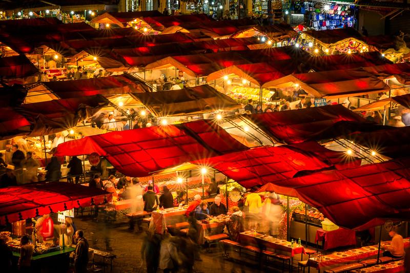 Marrakech Al Fresco
