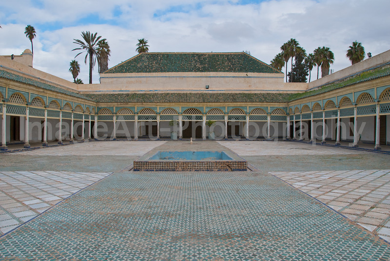 El Bahia Palace, Marrakesh