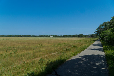 Nat's Farm Meadow. This is public conservancy land and the path rides right along side. Quite beautiful!