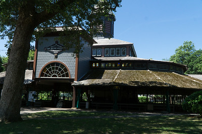Another view of the pavillion.