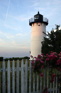 Martha's Vineyard first night.  EAST CHOP LIGHTHOUSE( Damon Dahlen / The Washington Times ) http://www.washingtontimes.com/ (Damon Dahlen/Washington Times)