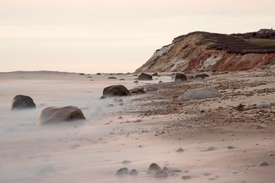Gay Head Cliffs from Philbin Beach