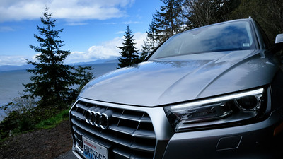 Audi Q5 Car Rental with Silvercar