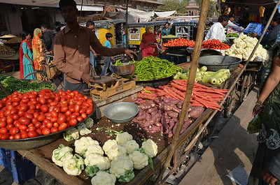 11E Market Scene