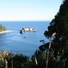 Pacific Ocean (more precisely, Tasman Sea, I think).