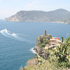 Our first views of Town 4 - Vernazza.