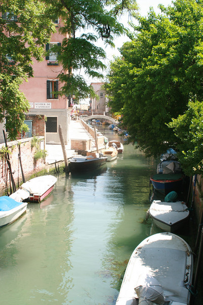 """Some of the """"back alleys"""", however, can be quiet and peaceful, especially near residential sections."""