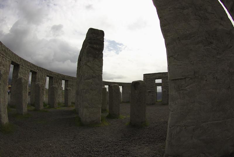 Samuel Hill's Stonehenge