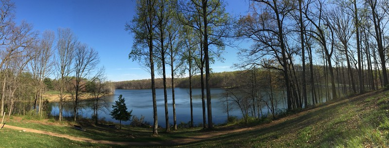 Clopper Lake, Seneca Creek State Park