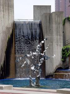 McKeldin Square Sculpture Park - Ecstasy of Love