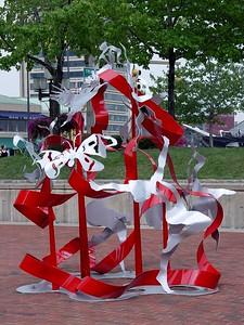 McKeldin Square Sculpture Park - Music