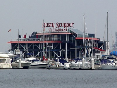 Rusty Scupper Restaurant
