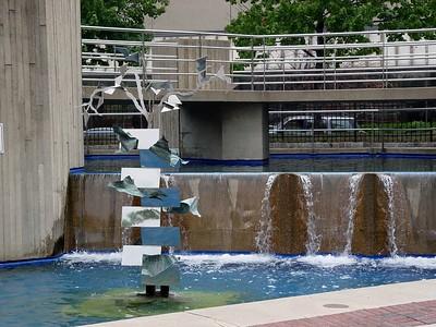 McKeldin Square Sculpture Park - Joy