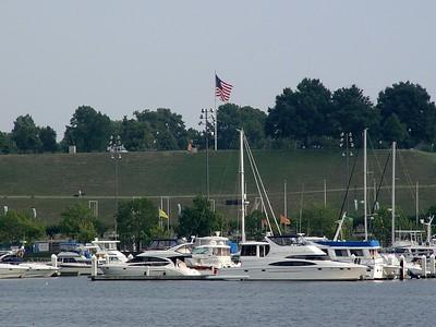 Federal Hill - Inner Harbor