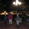 We Are Celebrating  - New Year's Eve on USS Constellation - Baltimore Harbor, MD