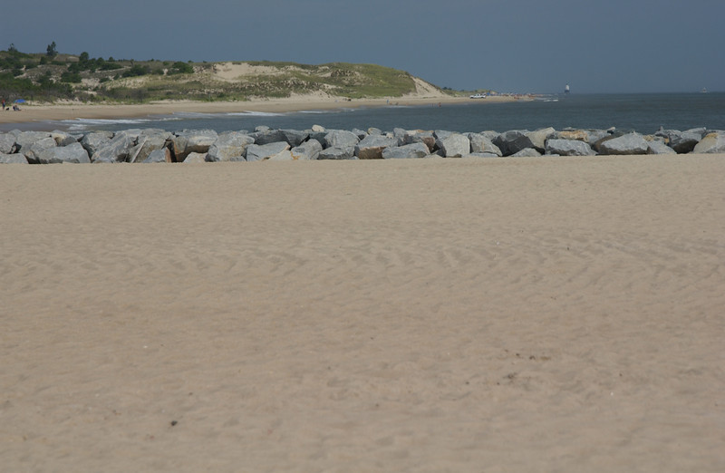 Cape Henlopen, from Herring Point