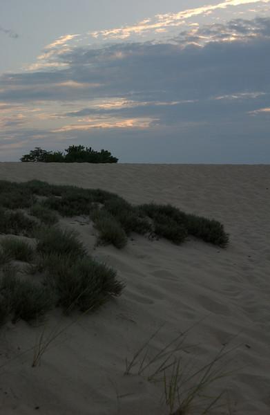 Sunset at The Great Dune, Cape Henlopen, DE