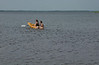 Meredith & Lydia in Kayak (Wetipquin Bay of the Nanticoke)