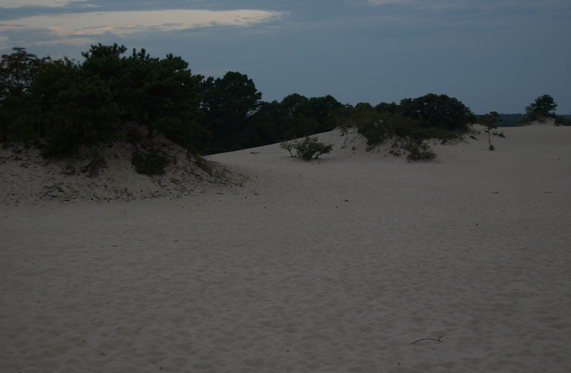Sunset at The Great Dune, Cape Henlopen, DE