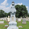 Our Vote for Most Elaborate Burial Monument - Mt. Olivet Cemetery - Frederick, MD