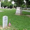 Grave of Veteran of World War I - Mt. Olivet Cemetery - Frederick, MD