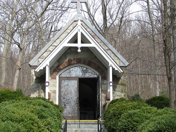 Emmitsburg, MD - Grotto Lourdes National Shrine