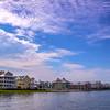 Sunset Island. Ocean City, Maryland.<br /> <br /> © 2012 Joanne Milne Sosangelis. All rights reserved.