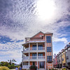 Sunset Island. Ocean City, Maryland. <br /> <br /> © 2012 Joanne Milne Sosangelis. All rights reserved.