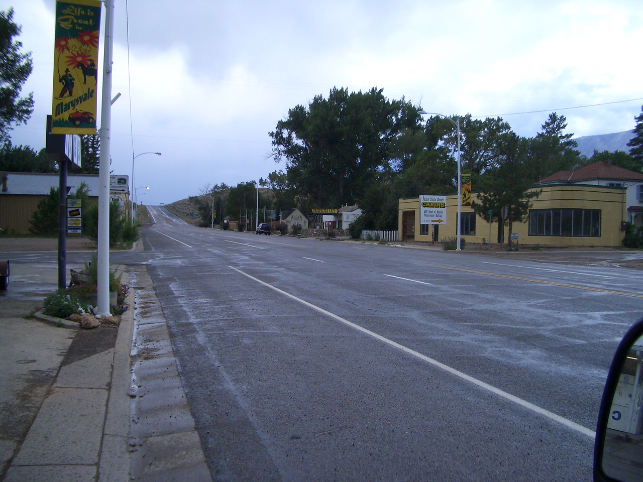 Downtown Marysvale