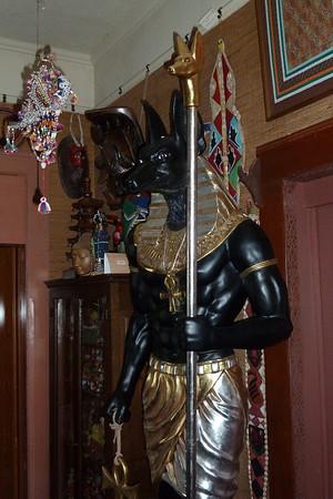 Mask Museum, Hendersonville