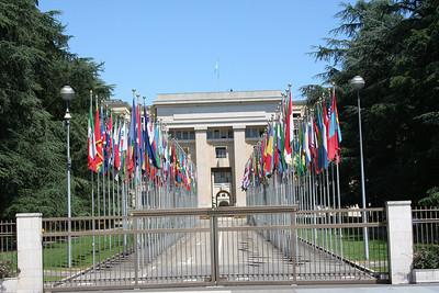 Geneva, Gryon, Lille, Paris