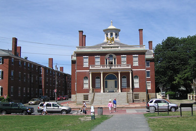 Customs House, Salem, 9 Aug 2007