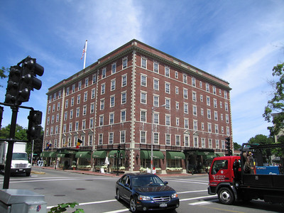 Hawthorne Hotel, Salem, 9 Aug 2007