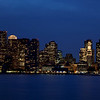 Boston skyline panorama, Boston, Massachusetts, USA
