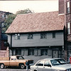 Paul Revere's Home - Boston, MA - 10/20/85